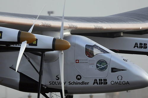 Los creadores del proyecto, son los pilotos suizos Andre Borschberg y Bertrand Piccard. (Foto: EFE)