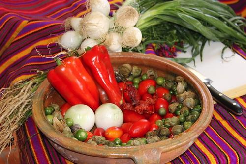 Estos son los ingredientes del Pinol. (Foto: Euda Morales/Cocinas y Recetas)