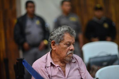 Según la acusación del MP, el excomisionado y excomandante del destacamento Sepur Zarco tuvieron conocimiento de los abusos cometidos contra mujeres de la comunidad. (Foto: Archivo/Soy502)