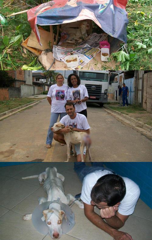 Hace aproximadamente un mes, Wilson Martins Coutinho dio a conocer la historia impactante de Davi. (Foto: Facebook)