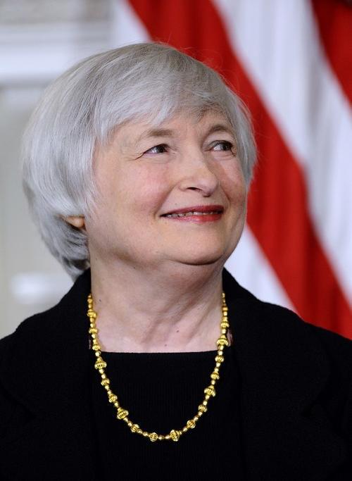 La llegada de la economista a la directriz de la Fed no supone ningún cambio radical en la línea de Baernanke, aseguran expertos. Yellen destacó que el empleo será una de sus prioridades (Foto: AFP)