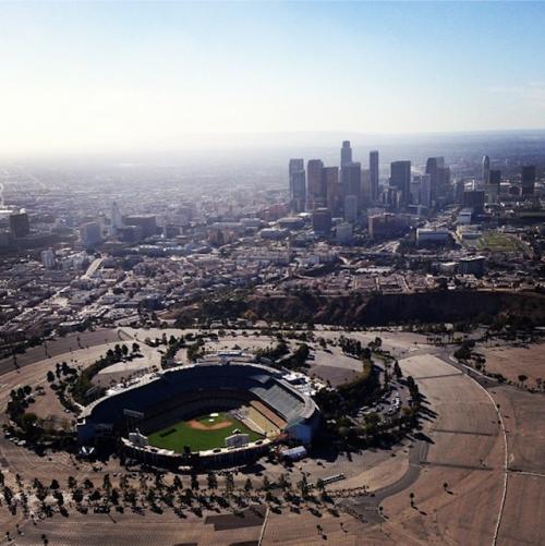 Estadio Dodger, Los Ángeles