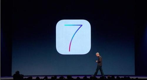 El IOS 7 de Apple ha sido objeto de muchas críticas por parte de los usuarios.