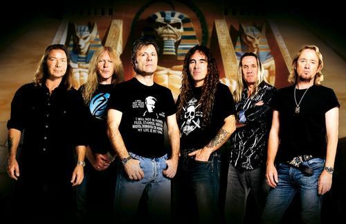 """Iron Maiden visitará El Slavador en su gira """"The Book of Souls"""" 2016. (Foto: ivanallue.com)"""