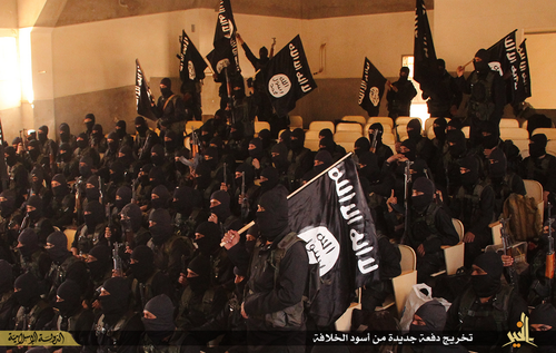 El grupo terrorista ISIS también es conocido como EI y Dáesh. Surgió en la ciudad iraquí de Mosul. (Foto: IBT)