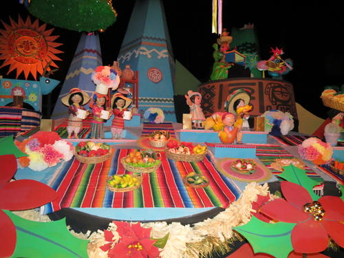 La sección dedicada a América Latina tiene representaciones de México, Guatemala, Perú, Chile y Brasil, entre otros. (Foto: Disney World)