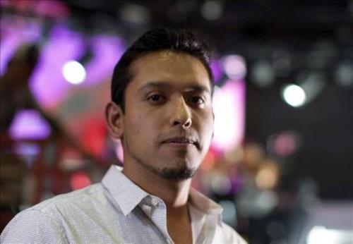 Iván Aguilera fue nombrado el heredero de Juan Gabriel. (Foto: El Universal)