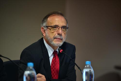 El colombiano Iván Velásquez ha estado al frente de la CICIG desde el 2013. (Foto: Archivo/Soy502)