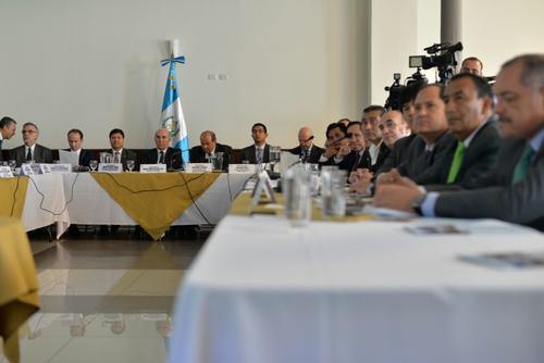 El Jefe de la CICIG socializa las reformas constitucionales que presentará en los próximos días. (Foto: Wilder López/Soy502)