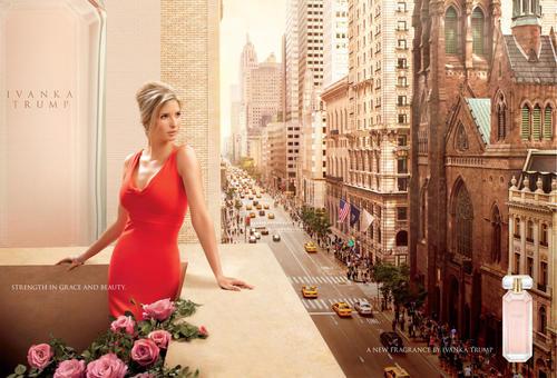 La parodia tiene relación con la marca de perfumes de Ivanka Trump. (Foto: Newscult)