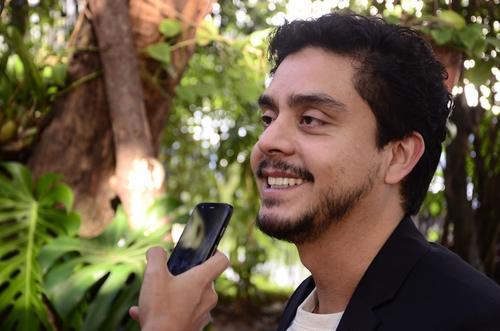El cineasta Jayro Bustamante ha logrado 30 galardones con su ópera prima. (Foto: Selene Mejía/Soy502)