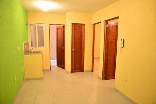 Ninguno de los apartamentos está equipado y los costos van de Q1300 a Q2500. (Foto: Jesús Alfonso/Soy502)