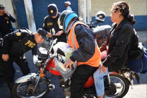 El número de motocicletas casi se ha triplicado en los últimos 7 años. (Foto: Archivo/Soy502)