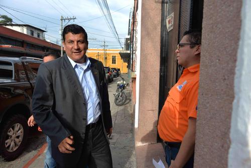 El diputado del Partido Patriota Estuardo Galdámez fue reelecto por ese partido en las Elecciones Generales 2015. (Foto: Archivo/Soy502)