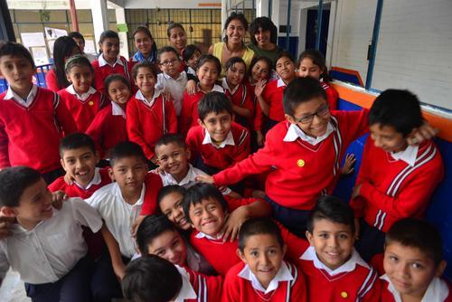 El crítico estado y las faltas de maestros son los responsables de que se estén reduciendo el número de alumnos en las escuelas. (Foto: Jesús Alfonso/Soy502)