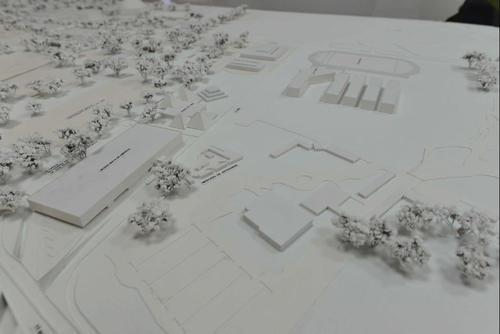 El proyecto del museo incluye la construcción de un complejo que permita el fácil acceso a las nuevas instalaciones del mercado de artesanías. (Foto Archivo/Soy502)