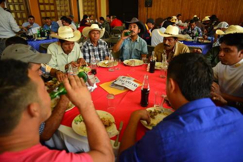 A pesar de no obtener el compromiso de aumento del Presupuesto, los exPac ofrecieron su apoyo a FCN. (Foto: Jesús Alfonso/Soy502)
