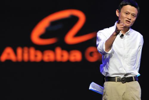 El multimillonario, Jac Ma, considera que la empresa que creó se convertirá en una potencia tecnológica. (foto: Archivo)