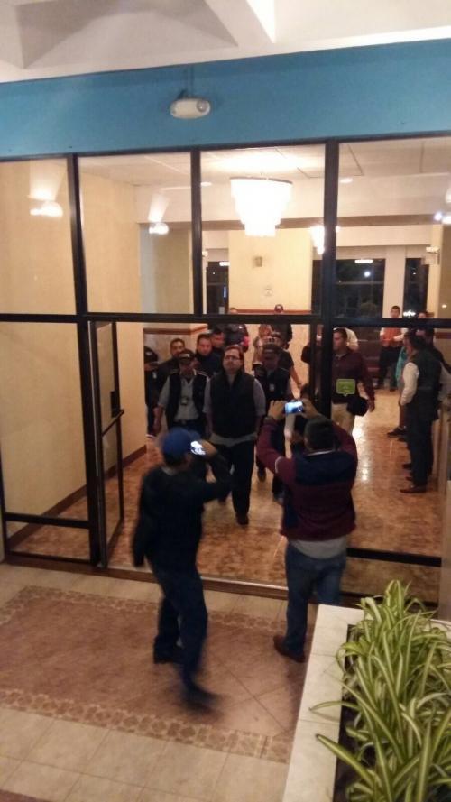 El político y exgobernador de Veracruz fue arrestado en Guatemala tras varios meses de búsqueda. (Foto: PNC)