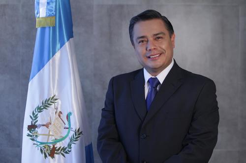El jefe de la bancada oficialista, Javier Hernández ha manifestado que algunos diputados de su bloque buscan quitarle la jefatura del FCN. (Foto: Archivo/Soy502)