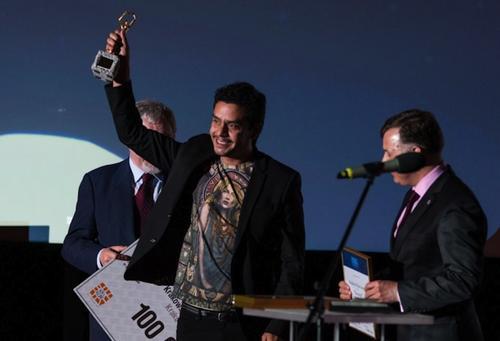 Jayro Bustamante es reconocido en los festivales de cine más importantes a nivel mundial. (Foto: PKO Off Camera, International of Independent Cinema, Polonia)