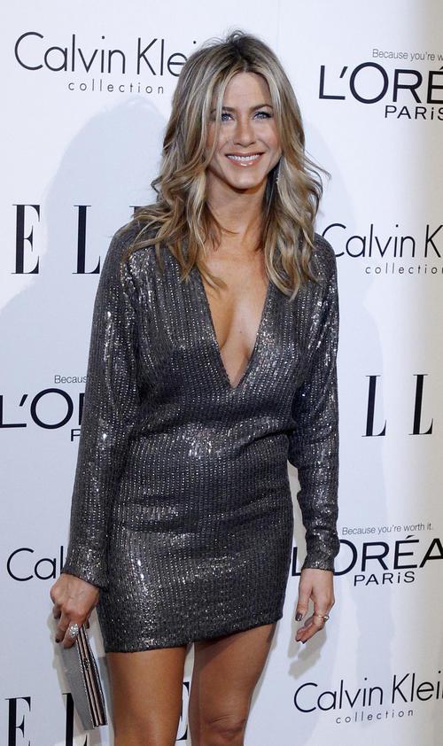 La actriz Jennifer Aniston, famosa por su participación en la serie Friends, ha bajado de peso alimentándose con compotas de bebé.
