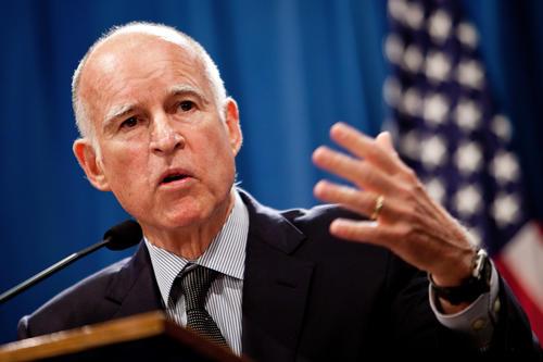 Brown es el gobernador de California desde 2011. (Foto: Thesfnews)