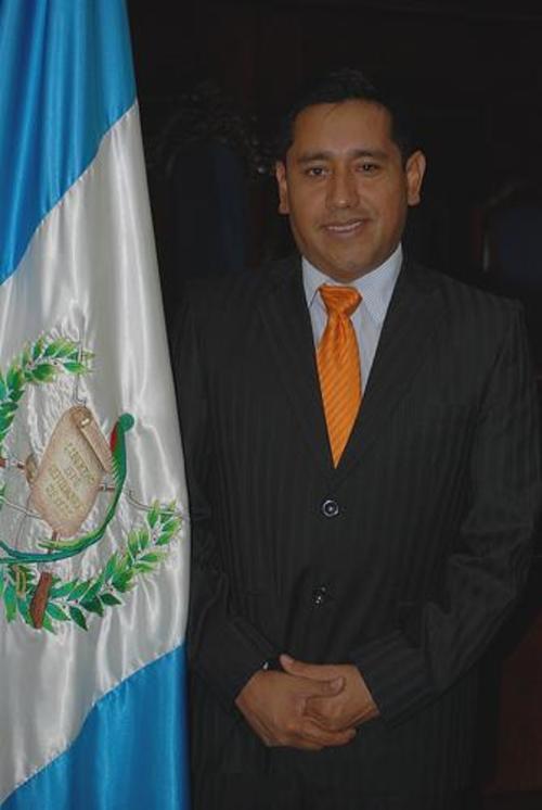 El diputado Jimmy Ren. (Foto Congreso)