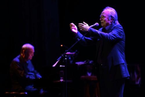 Joan Manuel respira en cada poro su pasión por la música. (Foto: Selene Mejía/Soy502)