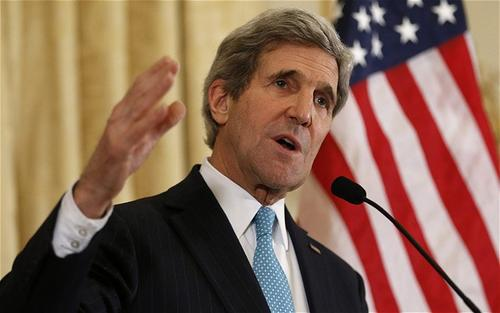 Kerry es el actual Secretario de Estado. (Foto: Expediente Político)