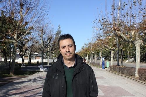 Jorge Cabrera realiza historias en España. (Foto: Jorge Cabrera)