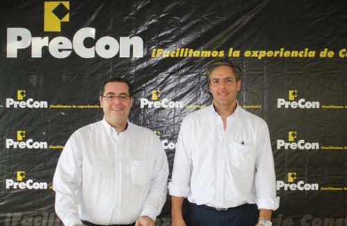 José Gonzalez-Campo (izquierda) será el relevo de Jorge Briz en la presidencia del CACIF. (Foto: estrategiaynegocios.net)