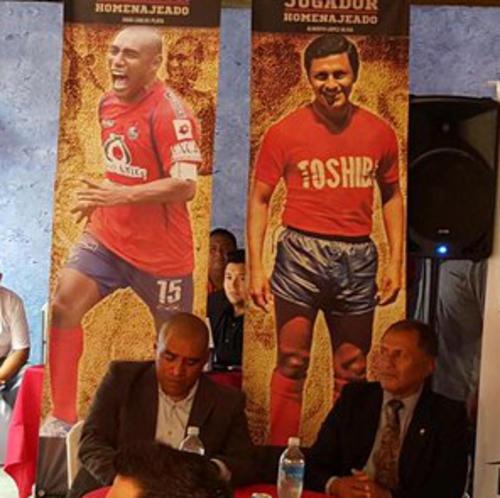 Juan Carlos Plata y Alberto López Oliva serán los primeros futbolistas en ser exaltados en el Salón de la Fama de Municipal. (Foto: Municipal)
