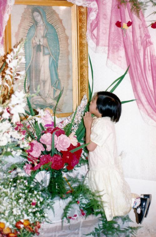 Evelyn siempre ha tenido fe para encarar los problemas que ha encontrado en la vida desde su infancia. (Foto: Evelyn Juárez)