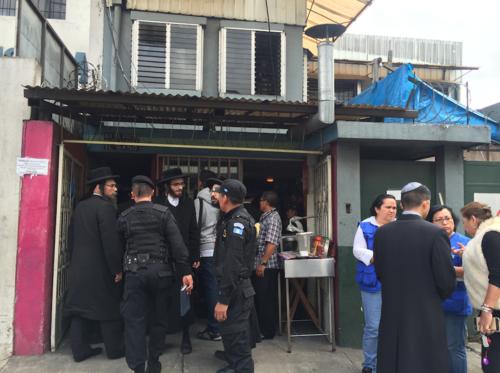 Los allanamientos a los inmuebles que habitan miembros del grupo Lev Tahor ocurrieron el pasado 13 de septiembre. (Foto: Archivo/Soy502)