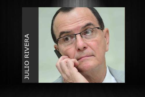 El ex viceministro de Gobernación Julio Rivera Clavería fue nombrado miembro del Consejo del MP. (Foto:cortesía)
