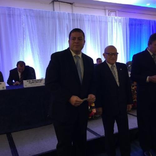 Las empresas del diputado recibieron 111.9 millones de quetzales en contratos estatales. (Foto: Julio Antonio Juárez Ramírez/Facebook)