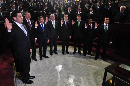 """La nueva Junta Directiva del Congreso decidió pedir una declaración jurada para """"cuidarse las espaldas"""". (Foto: Archivo/Soy502)"""