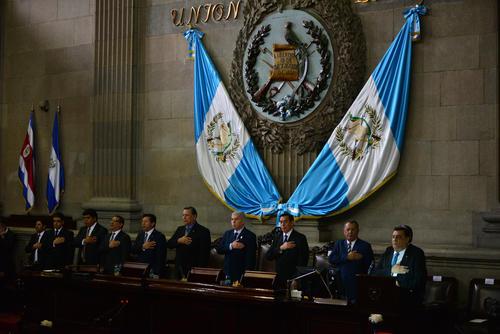 La mayoría de implicados formaron parte de la Junta Directiva cuando Rabbé fue Presidente del Congreso. (Foto: Archivo/Soy502)