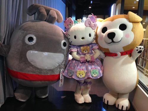 Sanrio ha creado otros personajes, amigos de la graciosa felina. (Foto: facebook Hello Kitty, Sanrio oficial)