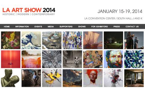"""El """"LA Arts Show"""" exhibe piezas de artistas importantes de la historia del arte mundial. (Foto: LA Arts Show)"""