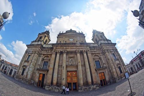Uno de los templos más representativos de la iglesia católica, es la Catedral Metropolitana. (Foto: Archivo/Soy502)