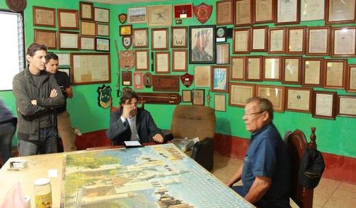 """El equipo de """"La Guarra del Café"""" realizó un aproximado de 25 entrevistas para alimentar el documental. (Foto: La Guerra del Café)"""