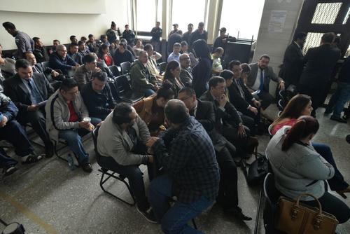 La audiencia fue reprogramada para el próximo seis de febrero. (Foto: Wilder López/Soy502)
