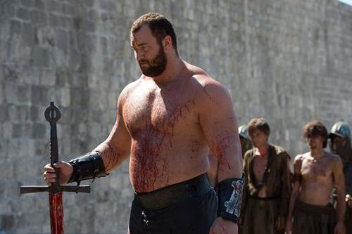 La montaña es el Vikingo más fuerte de Game of Thrones. (Foto: batanga.com)