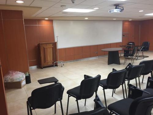 La oficina de Pisa en Medax en Las Américas, zona 14. (Foto Nómada)