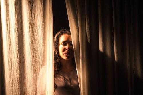 """""""Legado Inútil"""" es el resultado de mese de trabajo entre maestro y alumnos del Laboratorio Teatral de Artes Landívar. (Foto: Bernardo Euler Coy)"""