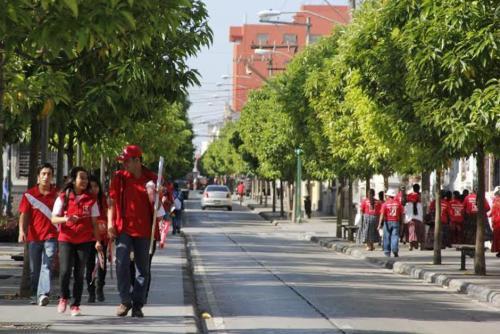 El 3 de mayo el partido Lider movilizó miles de personas para su asamblea general.  (Foto: Archivo/Soy502)