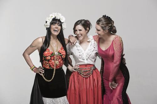 El talento de estas mujeres y su fuerza se reflejan en este álbum, ya disponible. (Foto: Sony Music)