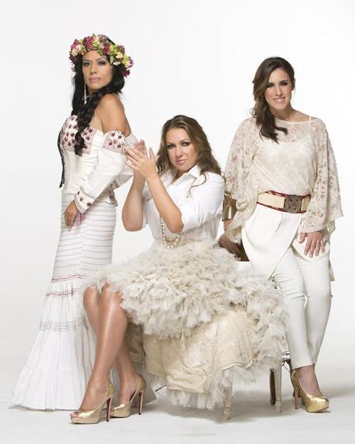 La fusión de tres culturas latinoamericanas se unen para rendir tributo a la tierra y la vida. (Foto: Sony Music)